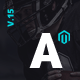 Athlete - Responsive Magento Theme